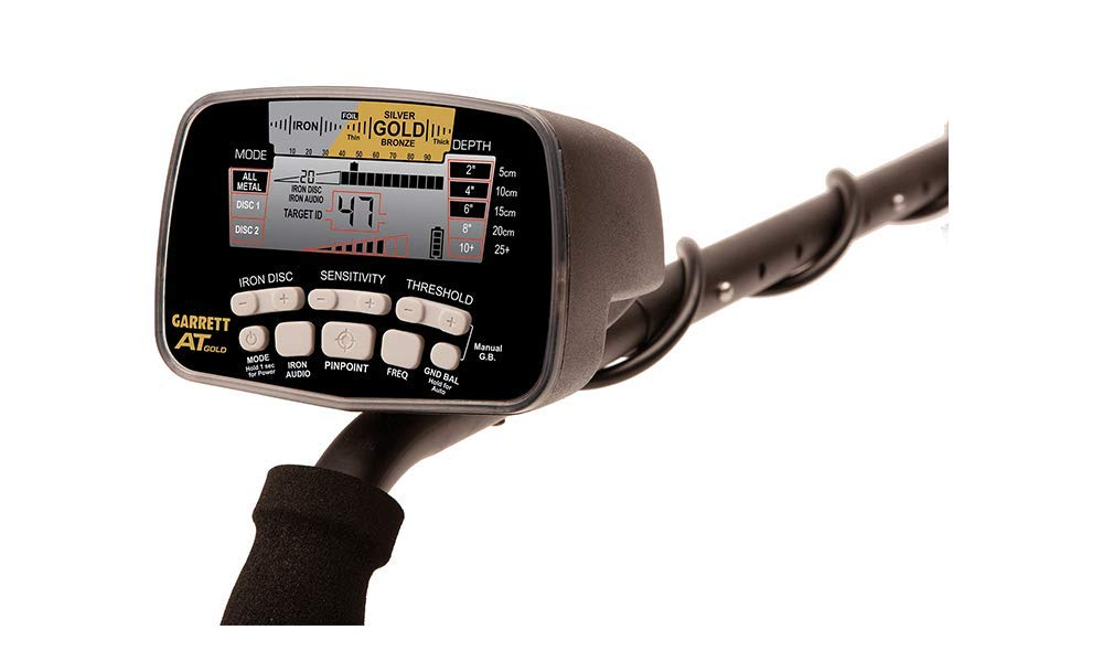 Garrett Ace 300 Metal Detector Review