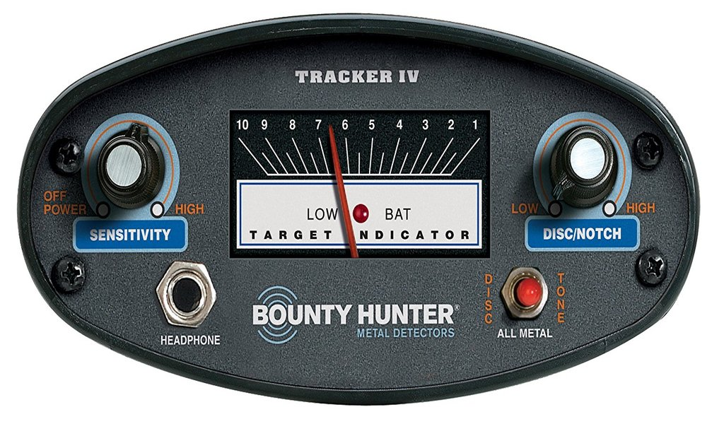 Bounty Hunter TK4 Tracker IV Metal Detector Reviews