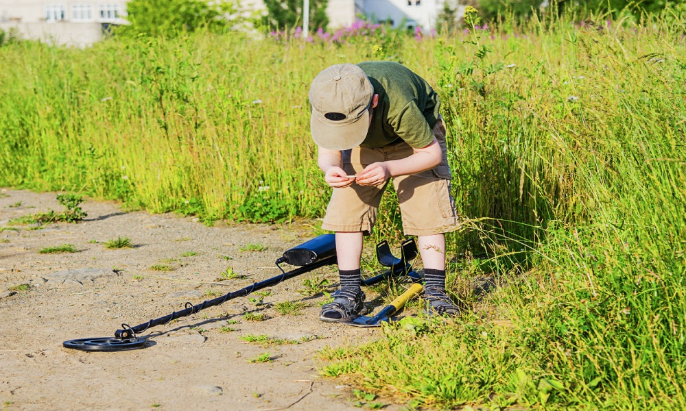 How Does Metal Detector Work